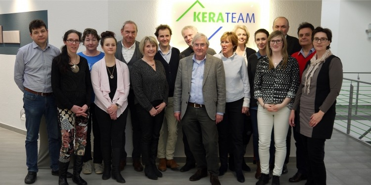 2017 Handelsvertretertagung Kerateam