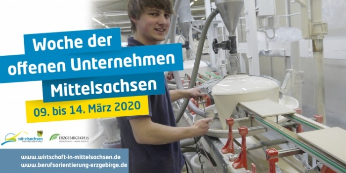 Open Companies Week Central Saxony