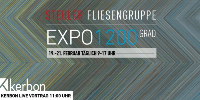 Expo 1200 Grad - And we are there